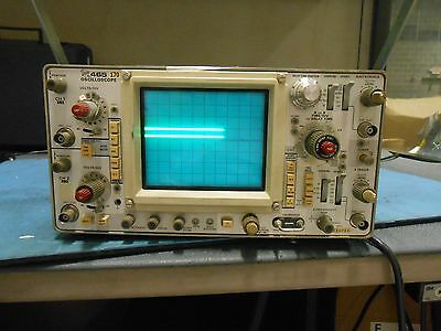 Tektronix 465 Oscilloscope
