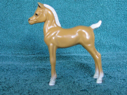 """Vintage Hartland 3"""" Palomino Foal - Hard To Find Color! - Free Shipping!"""