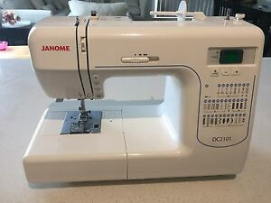 Janome DC2101 Computerised Sewing Machine Liverpool Liverpool Area Preview