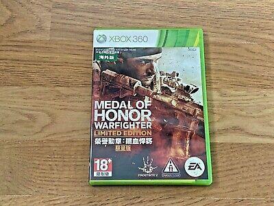 Medal of Honor Warfighter (Limited Edition) XBOX 36O NTSC-J Japan Import comprar usado  Enviando para Brazil