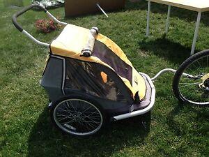 MEC double stroller