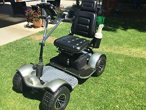 Single seat golf cart Finley Berrigan Area Preview