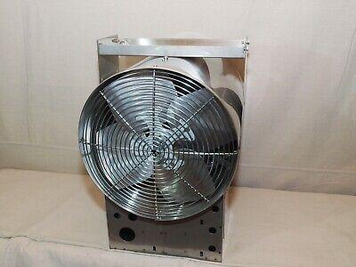Chromalox Ub-2502xx Forced Air Heater 25kw 3-phase 400v Pn004-303410-007 New