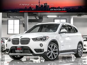 2016 BMW X1 HUD|NAVI|REAR CAM|PANO ROOF|LOADED
