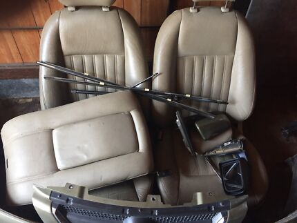 Vy commodore Calais leather seats @ door cards