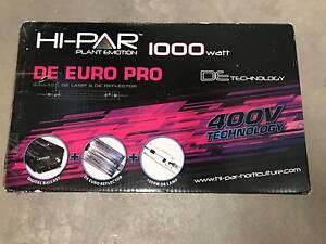 EURO PRO HI PAR 1000 WATT DE HID Hydroponics light Artarmon Willoughby Area Preview