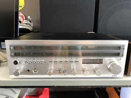 Aiwa AX-7600 Vintage Stereo Receiver Amplifier