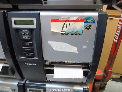 Toshiba SX4 B-SX4T-GS20-QP Thermal Label Printer Parallel Serial  - 2,5KM