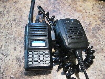 Vertex Standard Vx-424-2-5 16 Ch 5 W 148-174 Vhf With Speaker Mic Lotd006