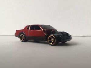 Hot wheels diecast buick grand national