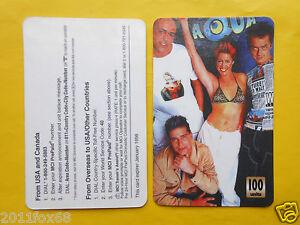 1998 phone cards 100 units aqua acqua schede telefoniche 1998 telefonkarten aqua - Italia - Si accetta il rimborso e la restituzione entro 14 giorni lavorativi dal ricevimento del prodotto acquistato, ma soltanto se vi è una giusta, onesta e valida motivazione........e possibilmente dopo un accordo fra le due parti. Si provvederà alla - Italia