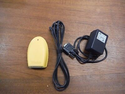 Trimble Gps Pathfinder Pocket Gps Receiver 43800-00 With Charger