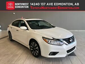 2018 Nissan Altima 2.5 SV | Backup Cam | Heat Seats