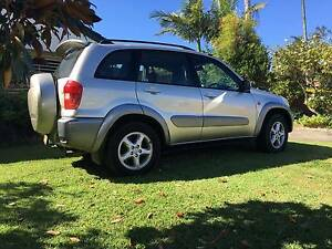 2000 Toyota RAV4 with ROADWORTHY Ballina Ballina Area Preview