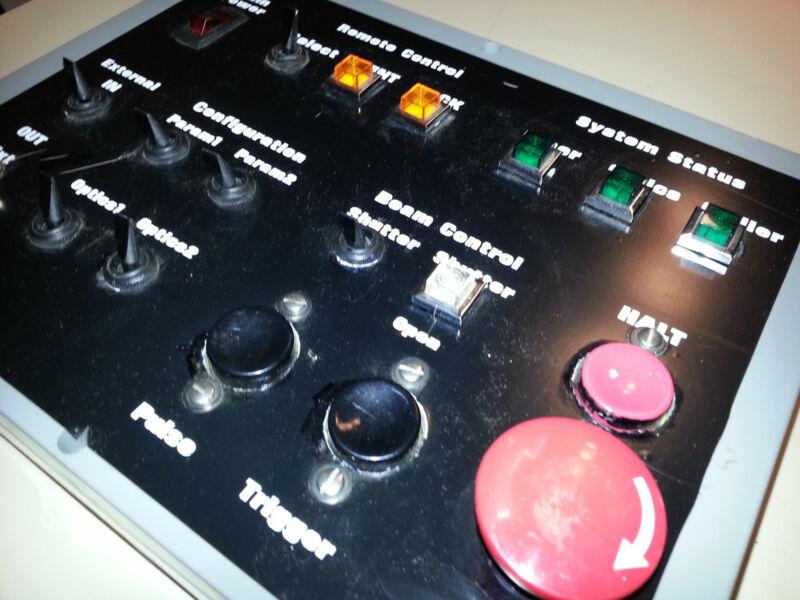 Laser Control Box Module Console Unit Control Station