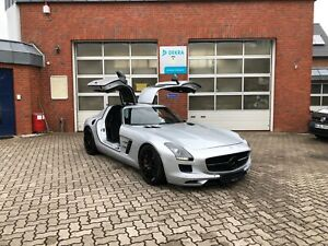 Mercedes-Benz SLS AMG DEUTSCH*KERAMIK*PERFORM*CARBON*SCHALENS