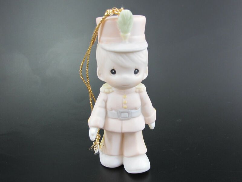 """Precious Moments Christmas Ornament """"Onward Christian Soldiers 527327"""