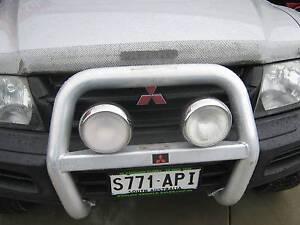 2002 Mitsubishi Pajero Wagon 4X4 MANUAL Goolwa Alexandrina Area Preview