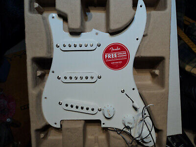 Fender Stratocaster Fully Loaded Pickguard    NEW  BOXED