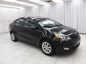 2013 Kia Rio 1.6L GDi SEDAN w/ BLUETOOTH, HEATED SEATS & USB/AU