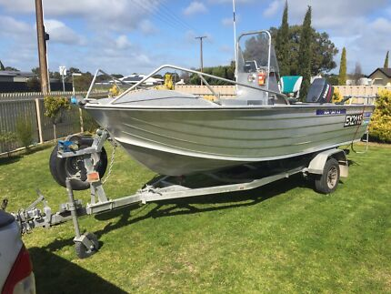 5.2m centre console (make an offer). Kingston SE Kingston Area Preview