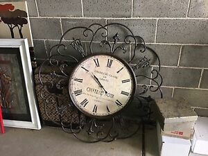 French provincial clock North Strathfield Canada Bay Area Preview