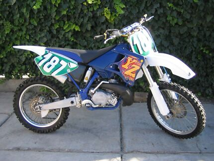 Wanted: Yz250 1996-97 WANTED