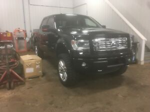 2013 Ford F-150 limited edition