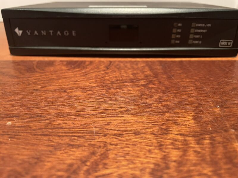 Vantage Controls IRX II Home Automation Control Station