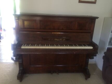 Piano - W.H. Paling and Co Ltd Wellington Point Redland Area Preview