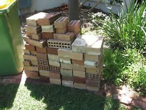 Free building bricks 50 pick up