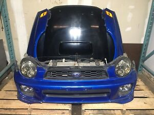 Subaru Impreza WRX 02/03 full front end conversion