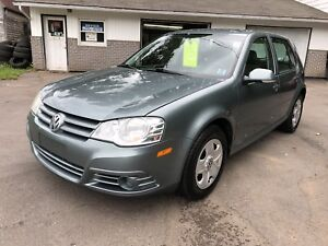 2009 Volkswagen City Golf