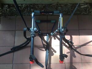 Allen Sports Two bike trunk carrier (2-bike trunk mount rack)