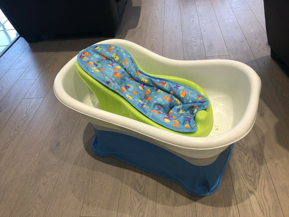 Summer Infant Right Height Bath Center Tub | Bathing & Changing ...