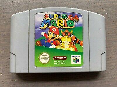 Super Mario 64 | Nintendo 64 N64 Spiel in gutem Zustand | nur Modul