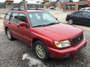 2002 Subaru Forester - AS IS / for Parts