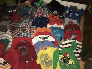 Boys 5T clothes
