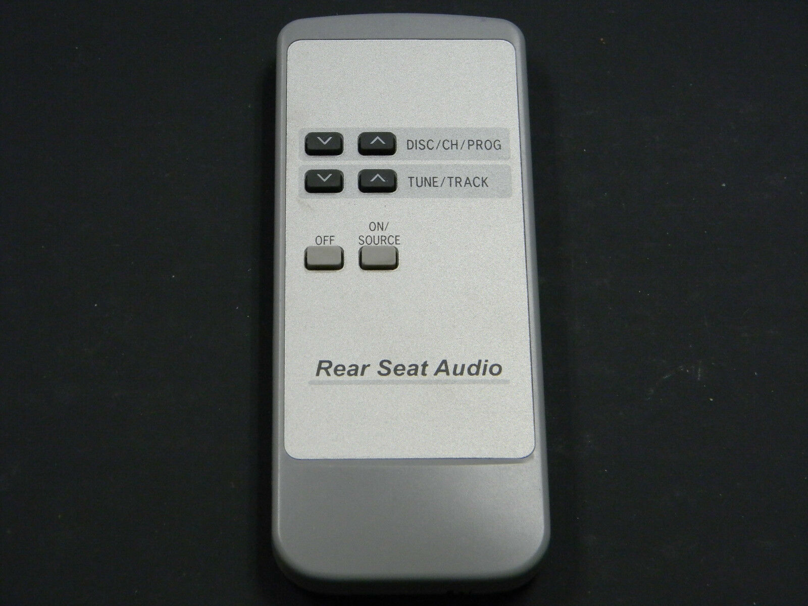 TOYOTA LEXUS REAR DVD Entertainment Remote Control REAR SEAT OEM 86170-34010