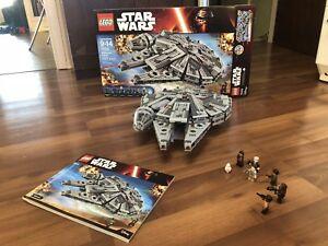 Lego Star Wars 75105 Millenium Falcón