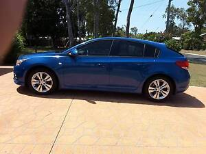 2013 Holden Cruze Hatchback MY14 Point Vernon Fraser Coast Preview