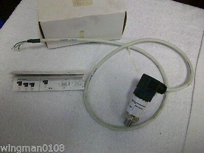Wika Pressure Transmitter Model S-10 4329881 -30in Hg...30psi New Old Stock