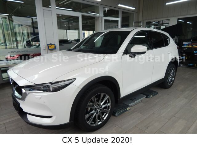 Mazda CX-5 2.5 SKYACTIV-G 194 Sports-Line AWD 2020