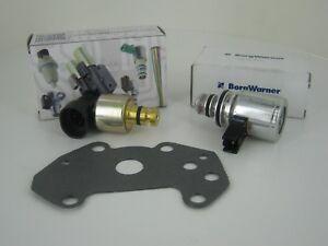 47RE 46RE 518 Borg Warner Pressure Solenoid & Transducer / Sensor Kit 94-99