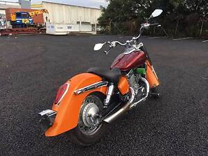 2005 Honda shadow Yeerongpilly Brisbane South West Preview
