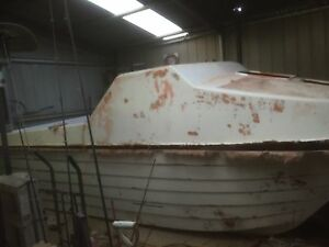 18ft Bruce Harris Sharkcat Boat Werribee Wyndham Area Preview