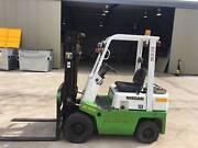 Nissan 1.5T Forklift Kingaroy South Burnett Area Preview