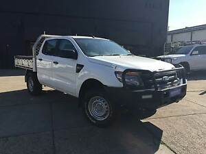 2012 Ford Ranger PX XL 3.2L Turbo Diesel 4x4 Dual Cab CHEAP West Footscray Maribyrnong Area Preview