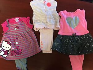 Girls outfits 18 mths