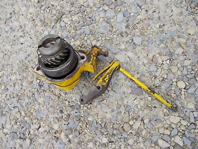 International Cub Lb Low Lo Boy Tractor Ih Engine Governor Assembly